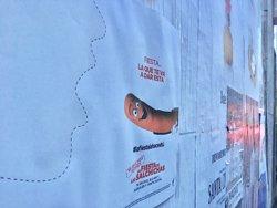 Madrid se llena de los trolls de La fiesta de las salchichas (SONY PICTURES)