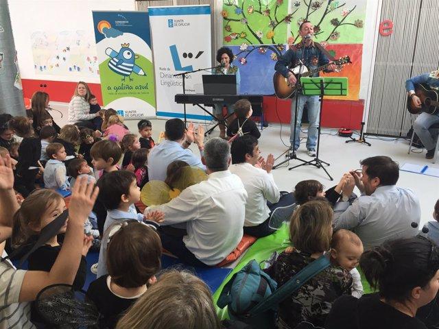 La Xunta prepara un plan para fomentar el uso del gallego