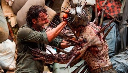 The Walking Dead: ¿Quién es Winslow, el 'zombie Mad Max' del 7x10?