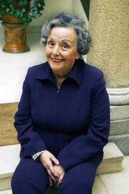 La Actriz María Galiana