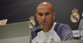 """Zidane: """"Sabemos de la importancia del partido de Valencia para el resto..."""