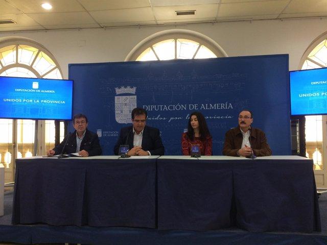 El Coro Provincial de Almería quiere ser referente de las agrupaciones vocales.