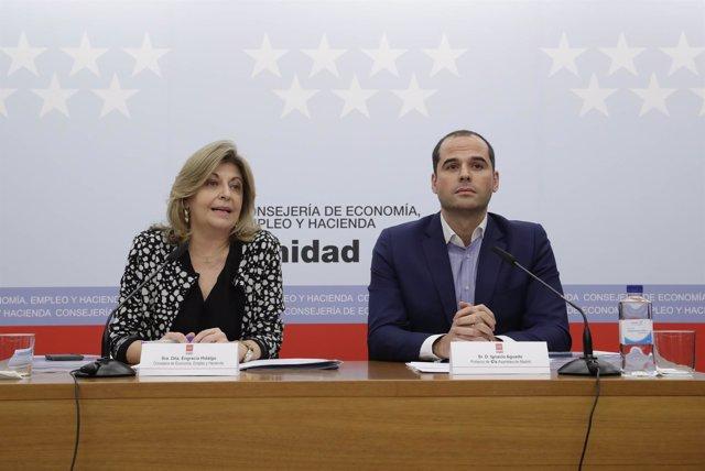Engracia Hidalgo e Ignacio Aguado