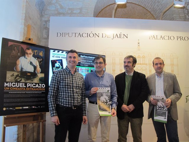 Presentación del documental sobre Picazo