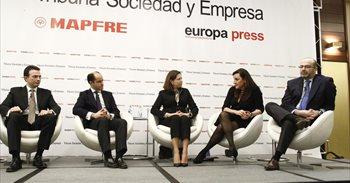 Directivos de Cuatrecasas, MAPFRE, Repsol y Vodafone priman flexibilidad...