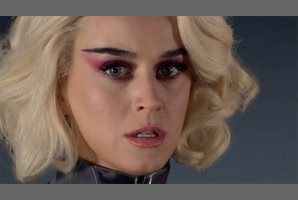 Katy Perry estrena videoclip de 'Chained to the Rhythm'