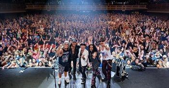 Scorpions vende la mitad del aforo de su concierto en Torrelavega y...