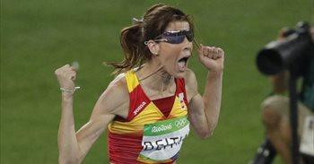 Ruth Beitia lidera la selección para el europeo de Belgrado