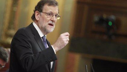 """Rajoy dice que la subida del 0,25% de las pensiones es lo """"más aconsejable"""" para garantizar su futuro"""