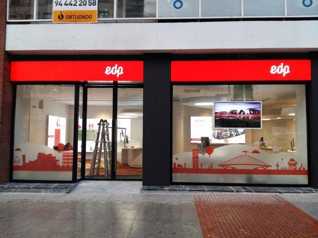 Nueva oficina de atención al cliente de EDP
