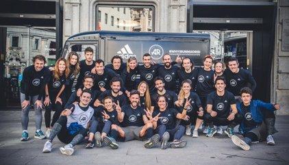 Chema Martínez, capitán de la nueva comunidad adidas runners