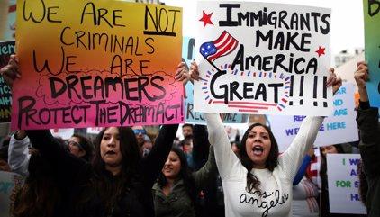 Trump solo dejará fuera de las expulsiones de indocumentados a los que llegaron al país siendo niños