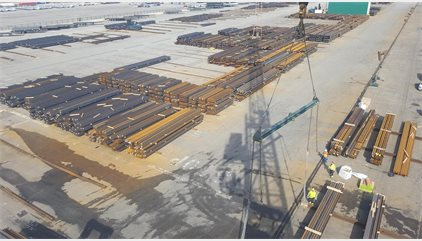 Los estibadores convocan tres semanas de paros en los puertos partir del 6 de marzo