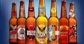 El consumo moderado de cerveza podría formar parte de un patrón de...