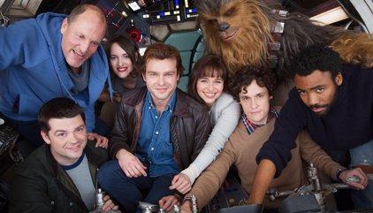 Star Wars: Primera imagen oficial del spin-off de Han Solo