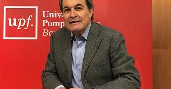 Mas explicará en Oxford y Harvard el proceso soberanista catalán