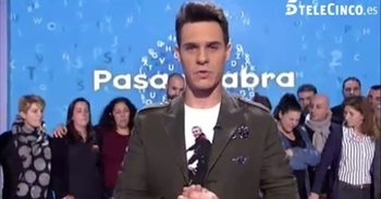 'Pasapalabra' y Christian Gálvez de luto por la muerte de un compañero