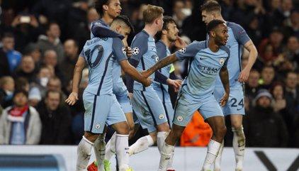 El Manchester City resulta victorioso en la fiesta de los goles