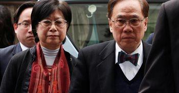 El exlíder de Hong Kong Donalt Tsang, condenado a 20 meses de prisión por...