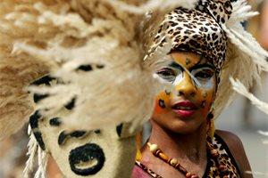VÍDEO/ Los coloridos carnavales de Iberoamérica