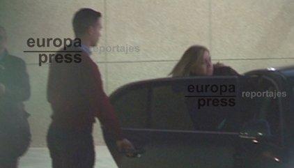 Exclusiva: La Infanta Cristina ya está en Barcelona