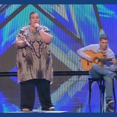 Foto: 'Got Talent': El error a lo 'Rosa López' que acaba en un pase directo a la semifinal (GOT TALENT/TELECINCO)