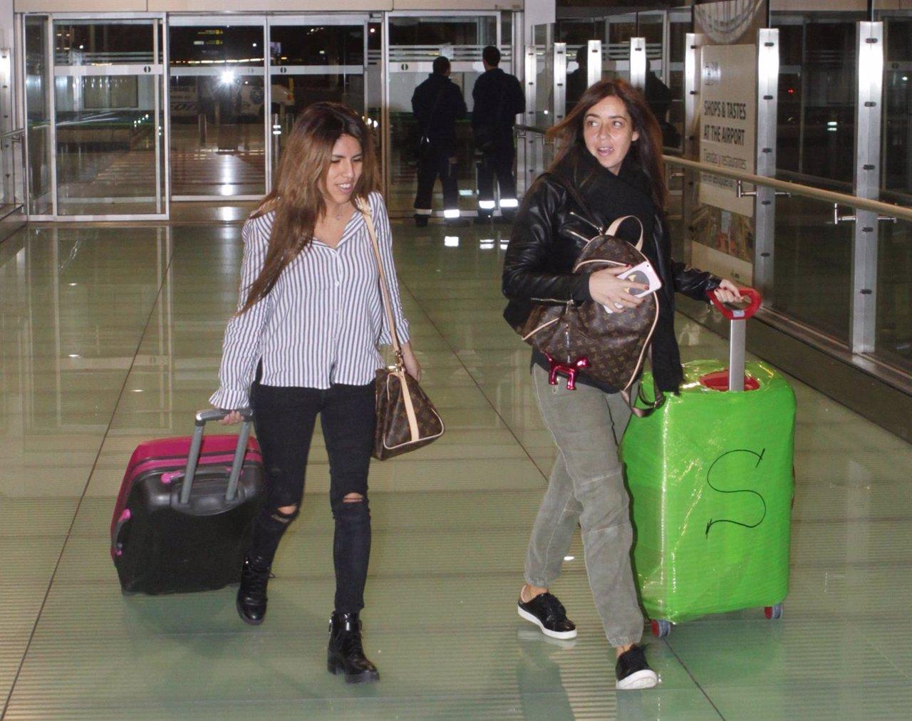 Exclusiva: Isa Pantoja pone rumbo a Chile para reencontrarse con su madre