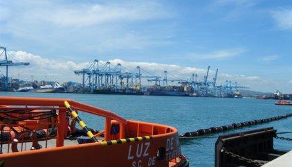 Los puertos de Algeciras y Tarifa recuperan la normalidad al remitir el temporal de Levante