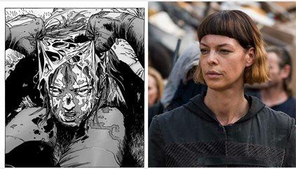 The Walking Dead: ¿Ha presentado ya la serie a Los Susurradores?