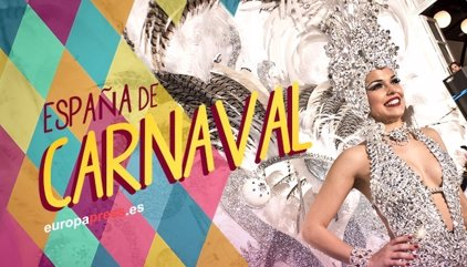 Conoce España a través de las mejores fiestas de Carnaval