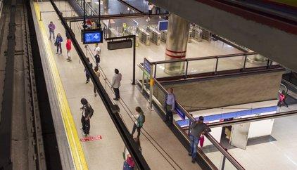 """Convocan paros parciales en Metro a partir de este viernes, que pueden convertirse en """"indefinidos"""""""