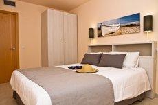 Els apartaments turístics de Barcelona preveuen ocupació absoluta en el MWC (EUROPA PRESS/NICOLAS JANOT)