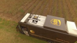 UPS prova l'entrega a domicili amb drons llançats des del sostre d'una furgoneta (UPS)