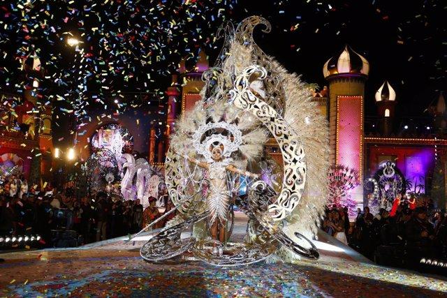 Reina del Carnaval de Las Palmas