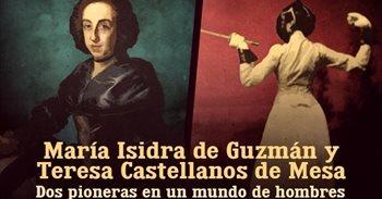 Dos pioneras en un mundo de hombres: la primera mujer Académica de la...