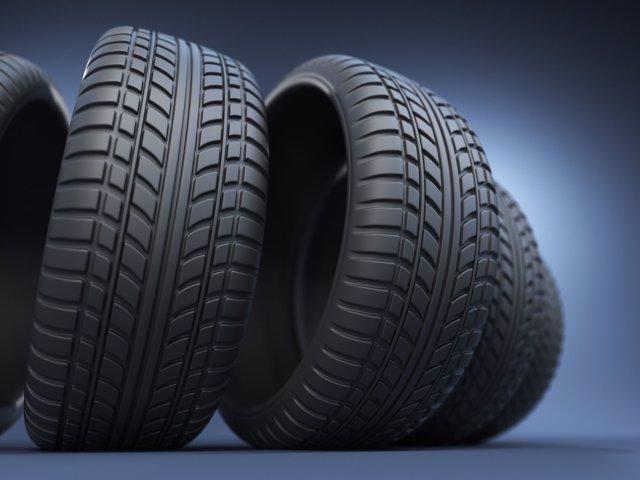 Neumático de reposición