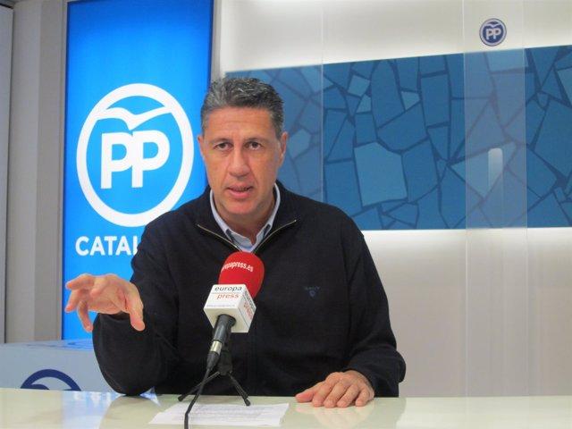Xavier García Albiol, del PP de Cataluña