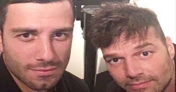 VÍDEO/ Ricky Martin se casará con su prometido Jwan Yosef en junio