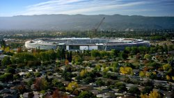 L'Apple Park obrirà les seves portes als treballadors a l'abril (APPLE)