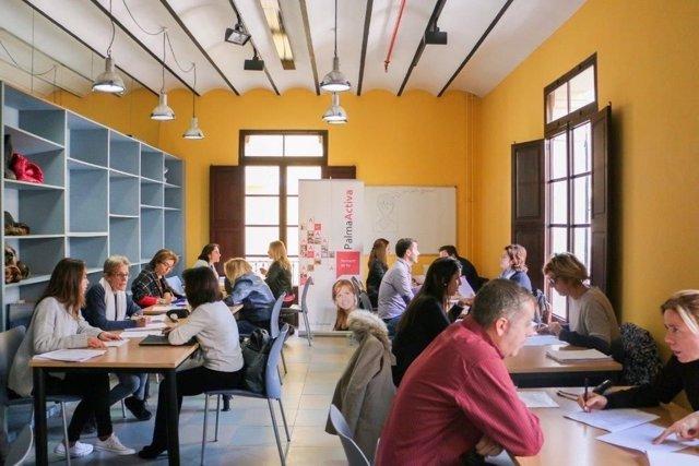 Segunda jornada de preselección de PalmaActiva para el Palacio de Congresos