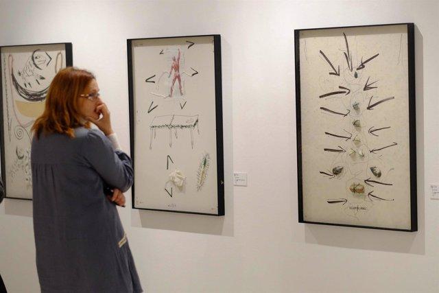 Exposición Bigas Luna hasta el 30 de abril en MUPAM málaga artista cineasta