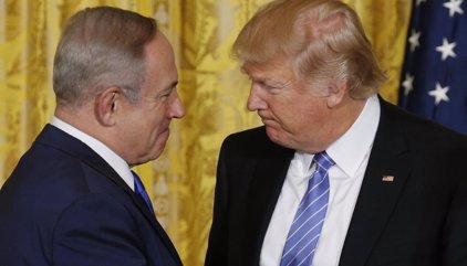 """Netanyahu agradece a Trump que adopte """"una posición fuerte contra el antisemitismo"""""""
