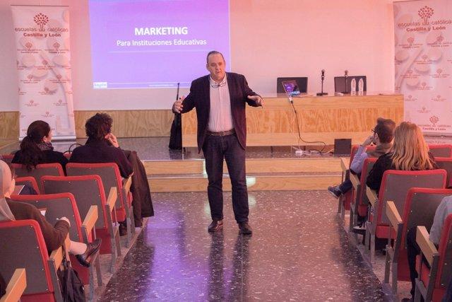 Jornada de Comunicación y Marketing de Escuelas Católicas Castilla y León