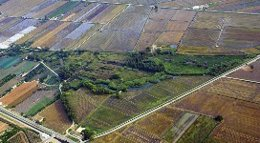 Vista aérea de Ullals de Baltasar