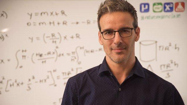 David Calle, profesor y fundador de Unicoos