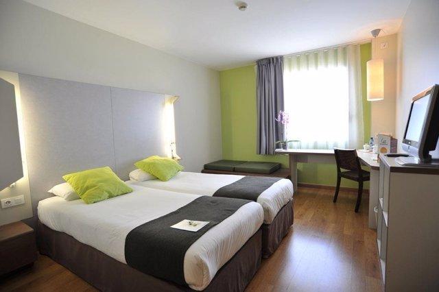 Habitació hotel