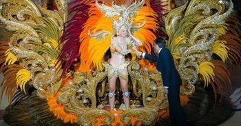 Judit López García, con 'Madame Soleil', nueva Reina del Carnaval de...