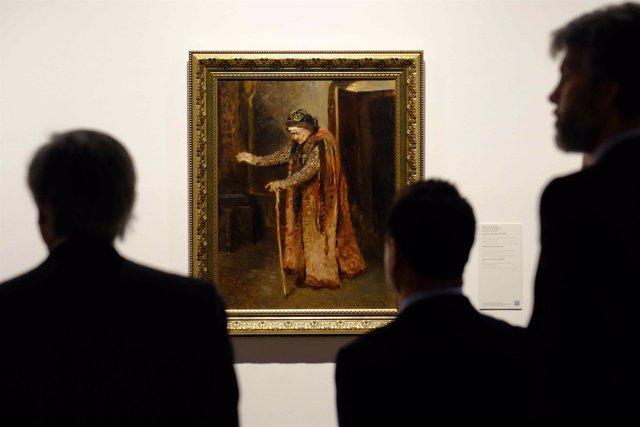 Colección Museo Ruso Málaga romanov dinastía exposición anual 2017