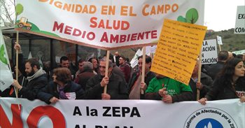 Unas 500 personas piden a la Junta que resuelva problemas de la...