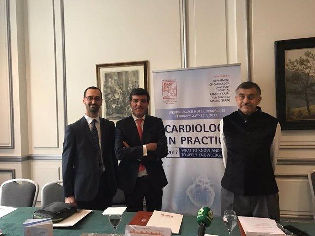 Presentación simposio 'Avances en Cardiología 2017'